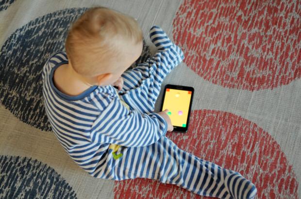nowe tehcnologie i dziecko 1