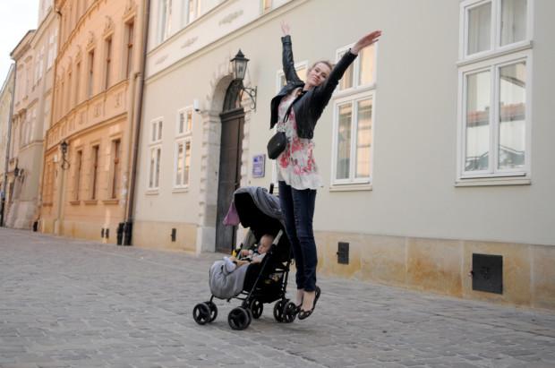 uwielbiam być matką