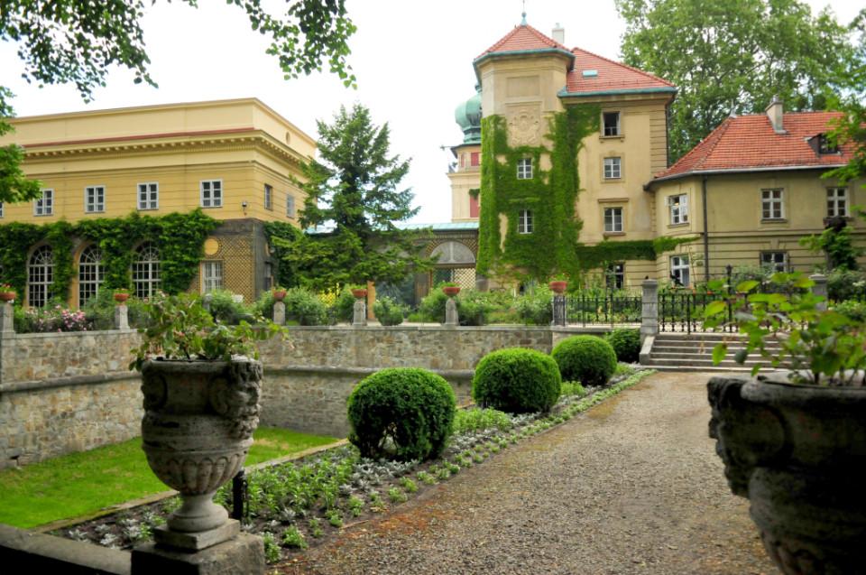 Zamek w Łańcucie (2)