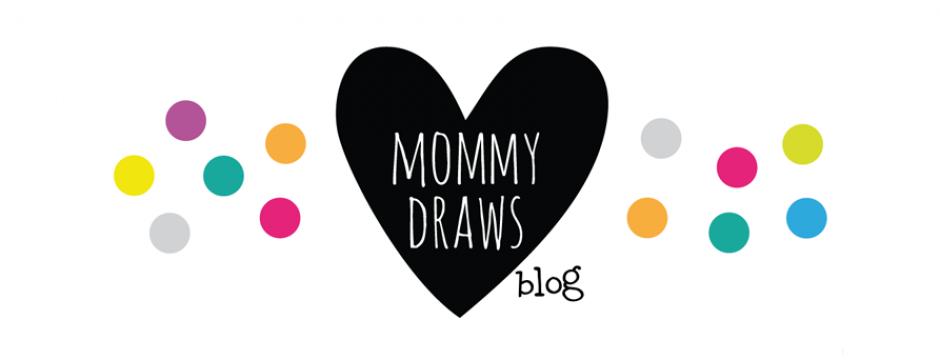 mommy draws
