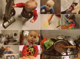 dzień blogerki parentingowej kolaż