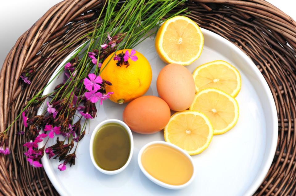 Maseczka z miodem i cytryną (1)