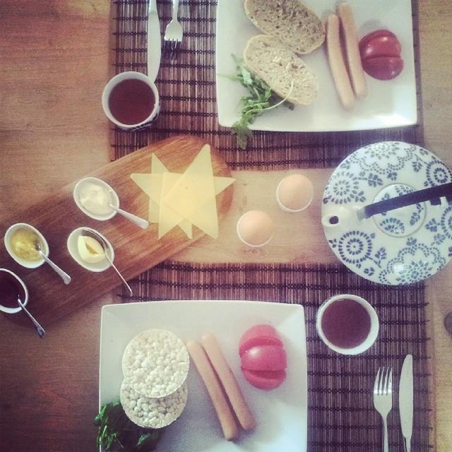 Śniadanie u Szczęślivej Projekt Śniadanie