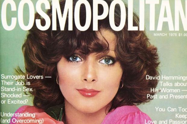 Okładka Cosmopolitan