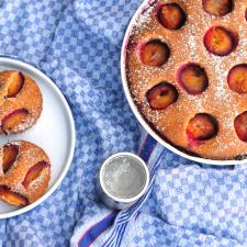 przepis na placek ciasto ze śliwkami (2)
