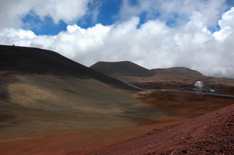 Mauna Kea Hawaje Gdzie jest Tata