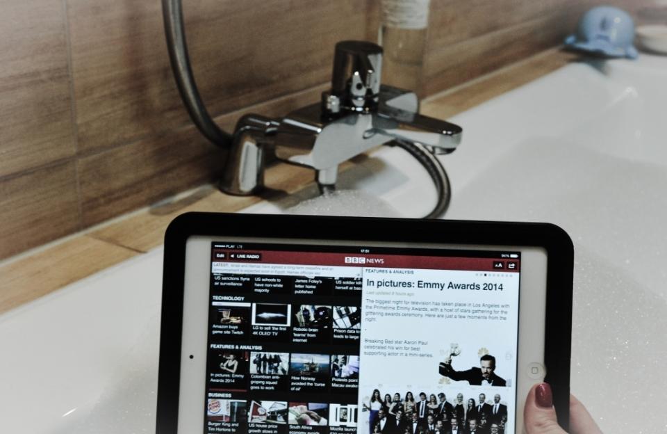 obudowa LifeProof iPad air recenzja testy 3