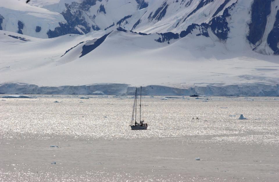 Gdzie jest Tata - Antarktyda, Przylądek Horn i Cieśnina Magellana (1)