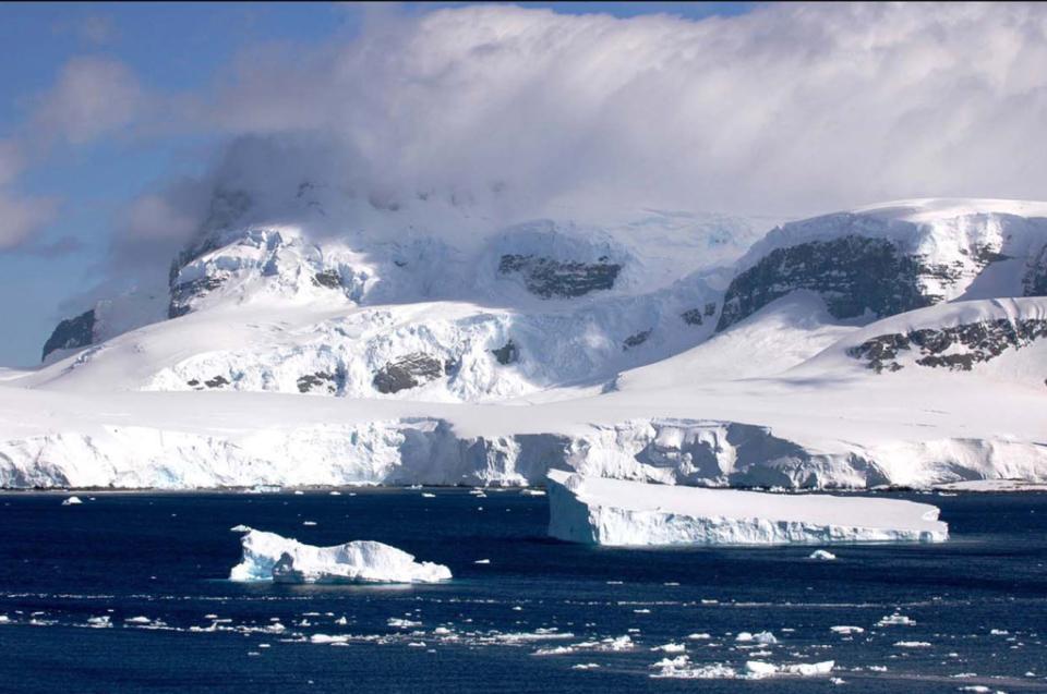 Gdzie jest Tata - Antarktyda, Przylądek Horn i Cieśnina Magellana (12)