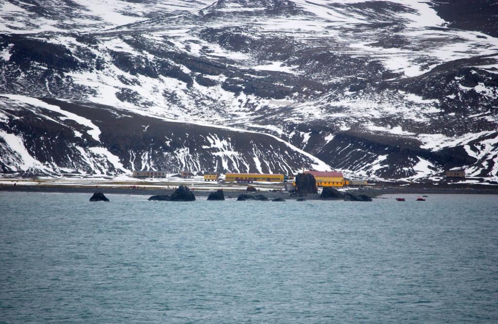 Gdzie jest Tata - Antarktyda, Przylądek Horn i Cieśnina Magellana (3)