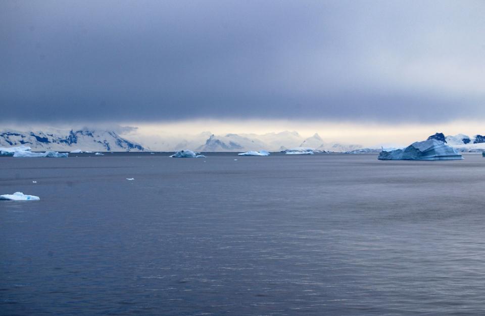 Gdzie jest Tata - Antarktyda, Przylądek Horn i Cieśnina Magellana (5)