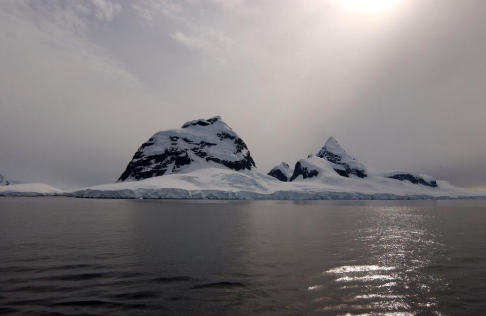 Gdzie jest Tata - Antarktyda, Przylądek Horn i Cieśnina Magellana