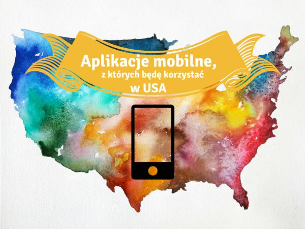 Aplikacje mobilne USA