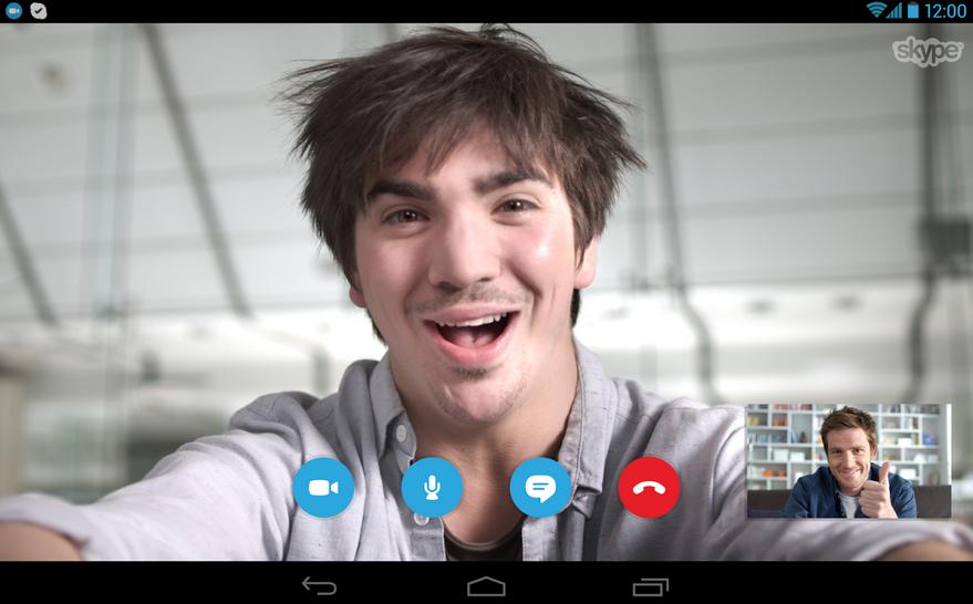 skype scan