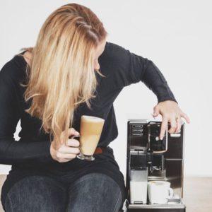 Life is too short to drink #bad #coffee! ;) ☕️ Na www.szczesliva.pl testuję #Saeco #Incanto
