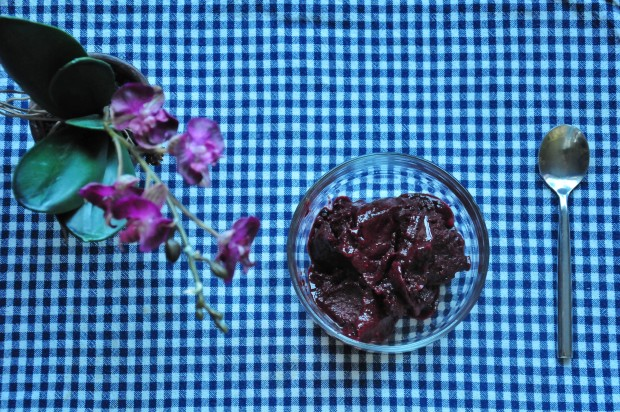 Jak zrobić sorbet jagodowy 1