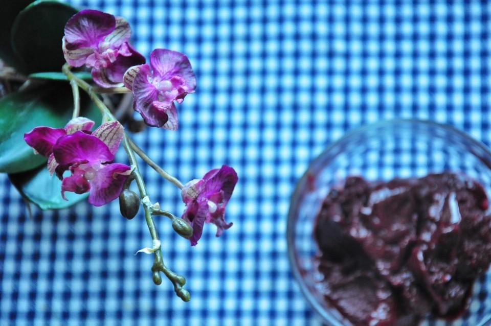 Jak zrobić sorbet jagodowy 5