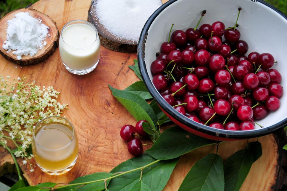 Przepis na zupę wiśniową 8