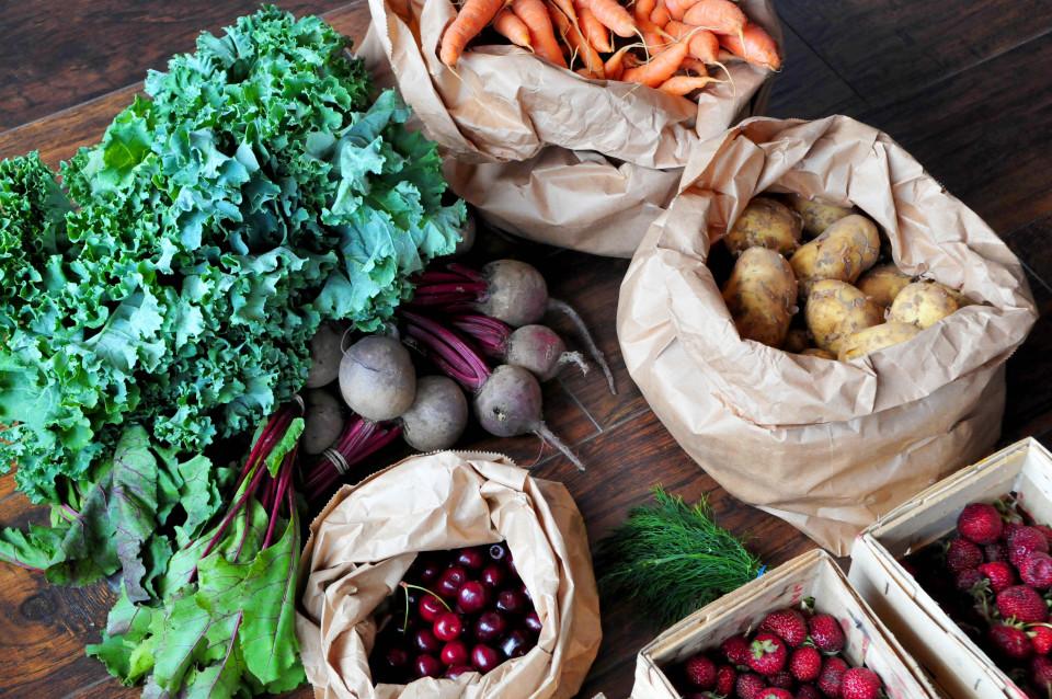 Ekologiczne warzywa 6