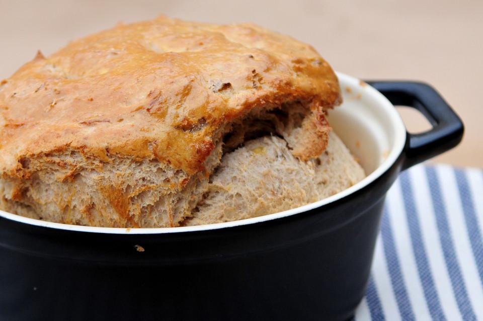 Chleb z kapustą kiszoną4