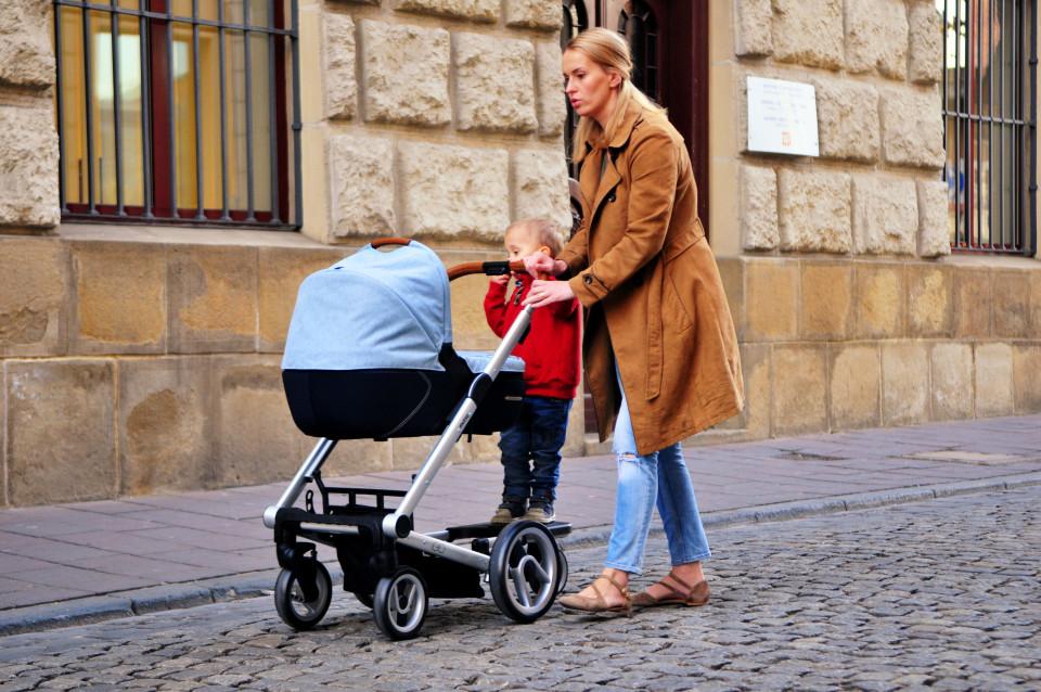 Test Recenzja Wózka dziecięcego Mutsy iGo Pure Szczesliva12