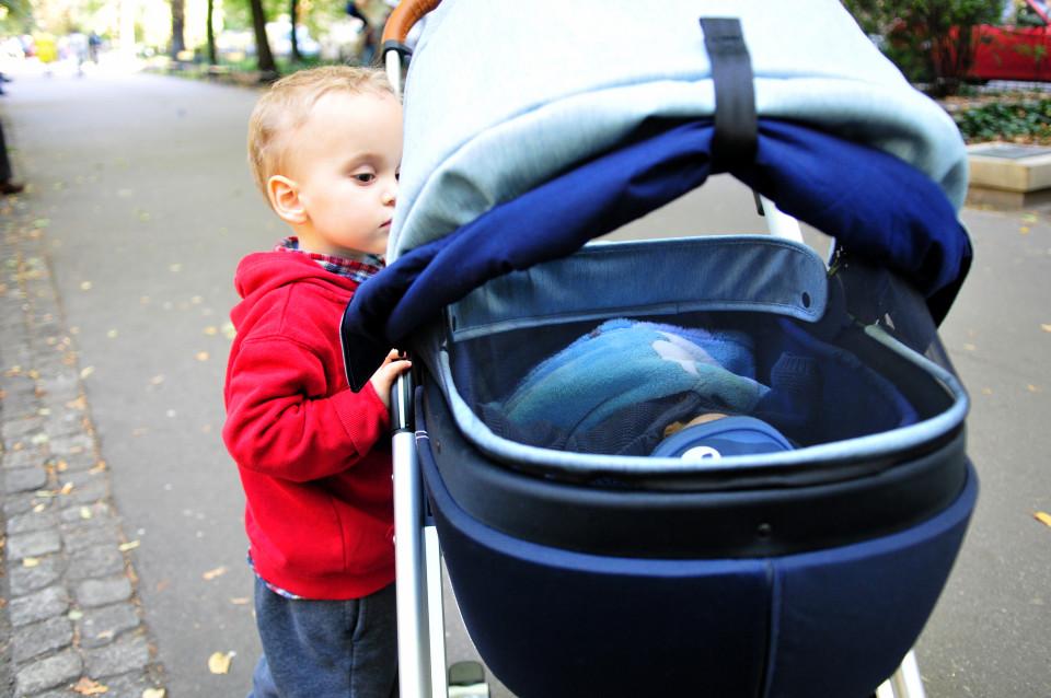 Test Recenzja Wózka dziecięcego Mutsy iGo Pure Szczesliva14