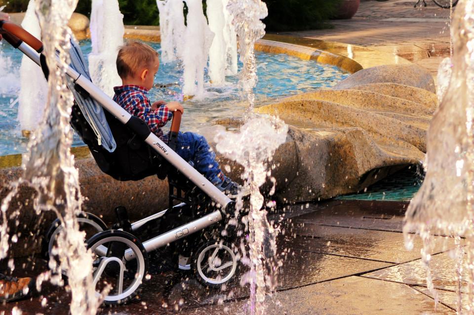Test Recenzja Wózka dziecięcego Mutsy iGo Pure Szczesliva18