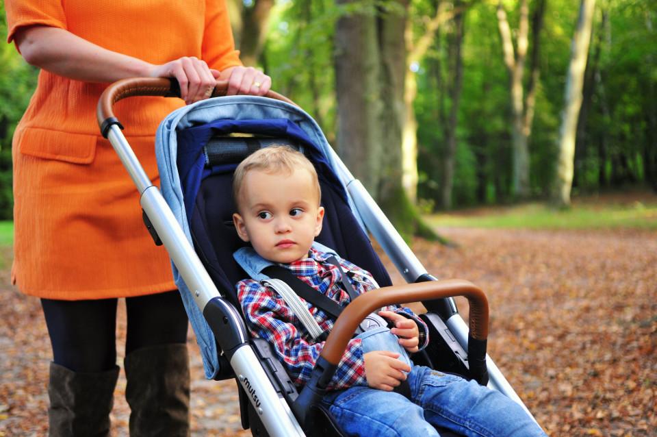 Test Recenzja Wózka dziecięcego Mutsy iGo Pure Szczesliva19