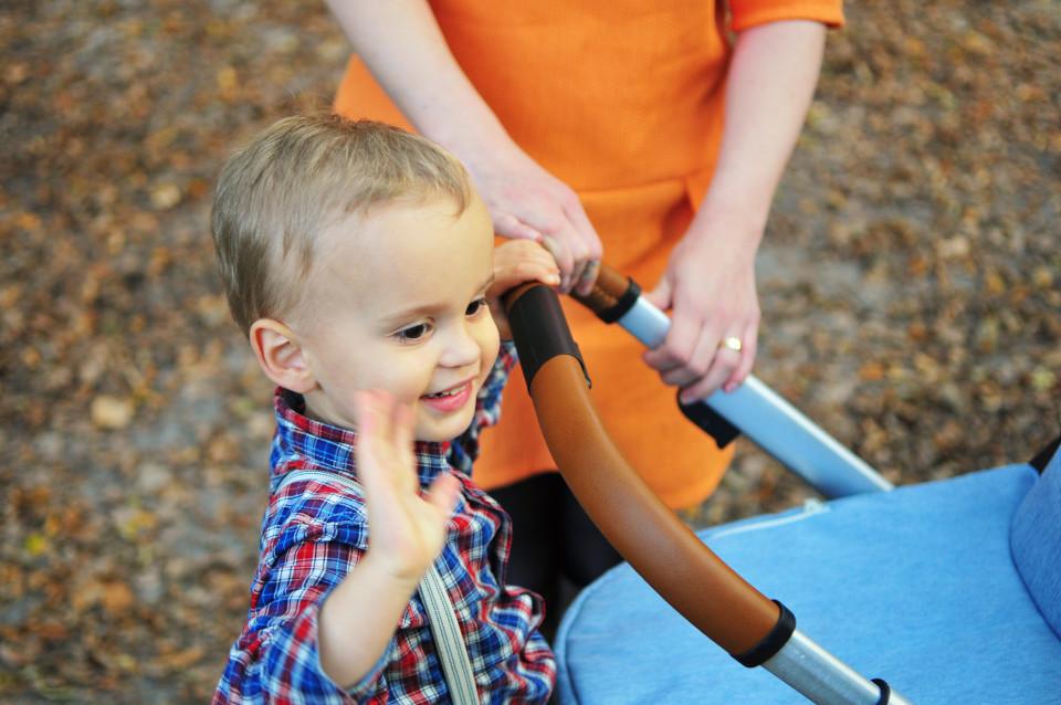 Test Recenzja Wózka dziecięcego Mutsy iGo Pure Szczesliva20