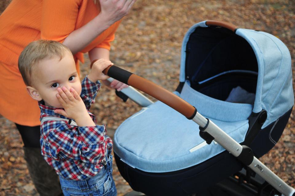 Test Recenzja Wózka dziecięcego Mutsy iGo Pure Szczesliva21