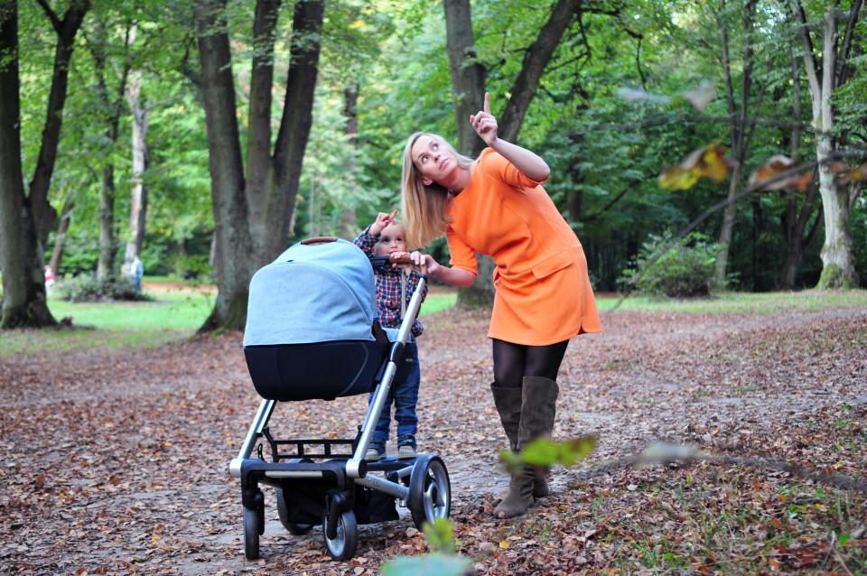 Test Recenzja Wózka dziecięcego Mutsy iGo Pure Szczesliva24
