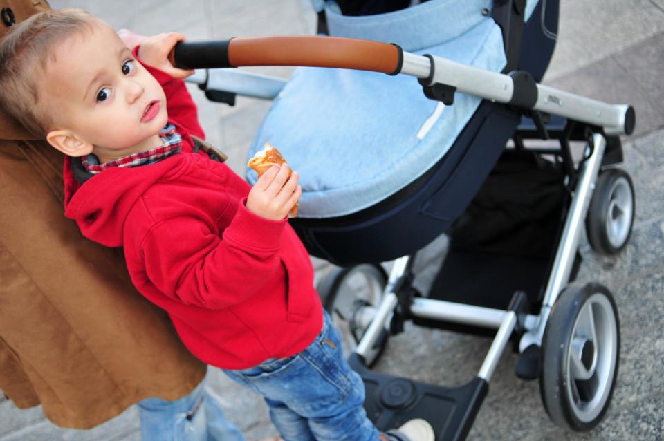 Test Recenzja Wózka dziecięcego Mutsy iGo Pure Szczesliva4