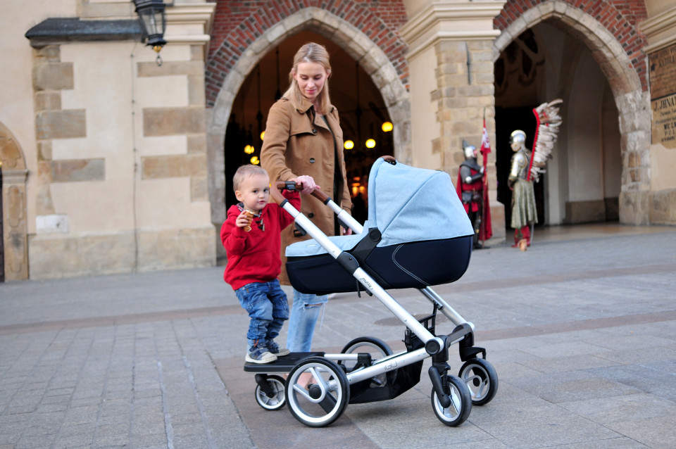 Test Recenzja Wózka dziecięcego Mutsy iGo Pure Szczesliva5