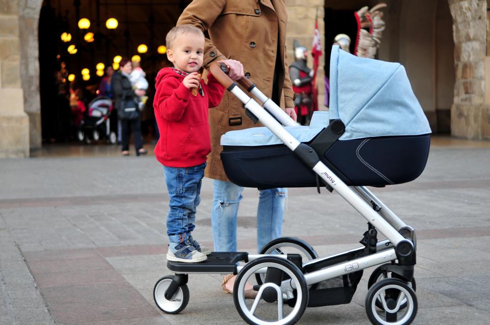 Test Recenzja Wózka dziecięcego Mutsy iGo Pure Szczesliva7