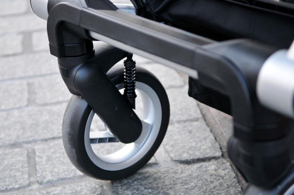 Test Recenzja Wózka dziecięcego Mutsy iGo Pure Szczesliva9