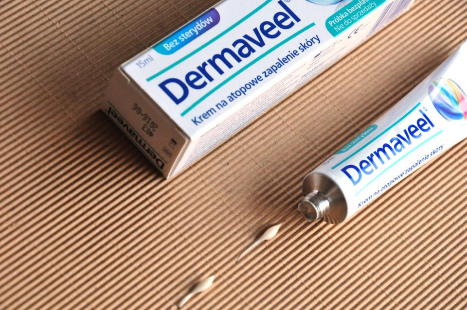 Dermaveel krem recenzja atopowe zapalenie skóry AZS Szczesliva2