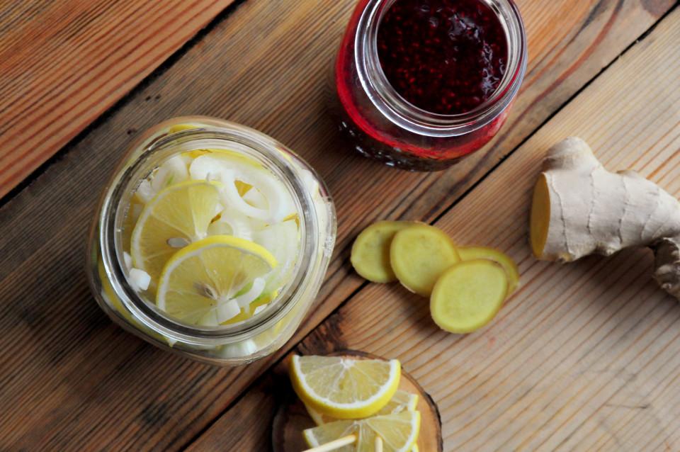 Syrop z cebuli na odporność i przeziębienie Szczesliva8