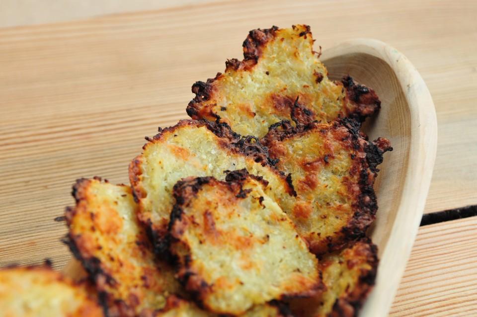 Chipsy z kalarepy z serem kozim10
