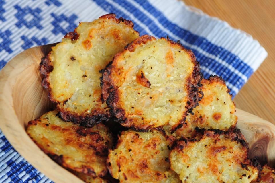 Chipsy z kalarepy z serem kozim14