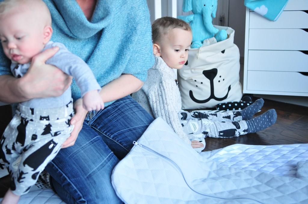 Pokój dla rodzeństwa - razem czy osobno?  szczesliva
