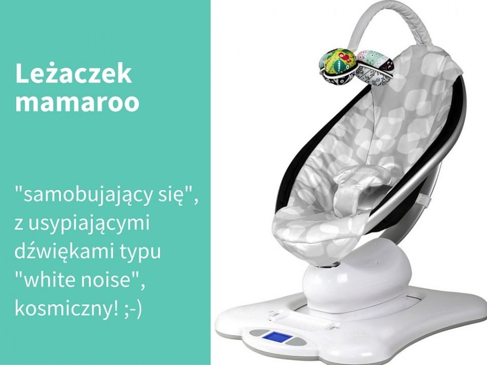Lezaczek mamaroo