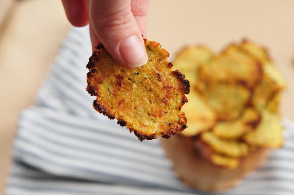 chipsy z kalafiora przepis szczesliva12