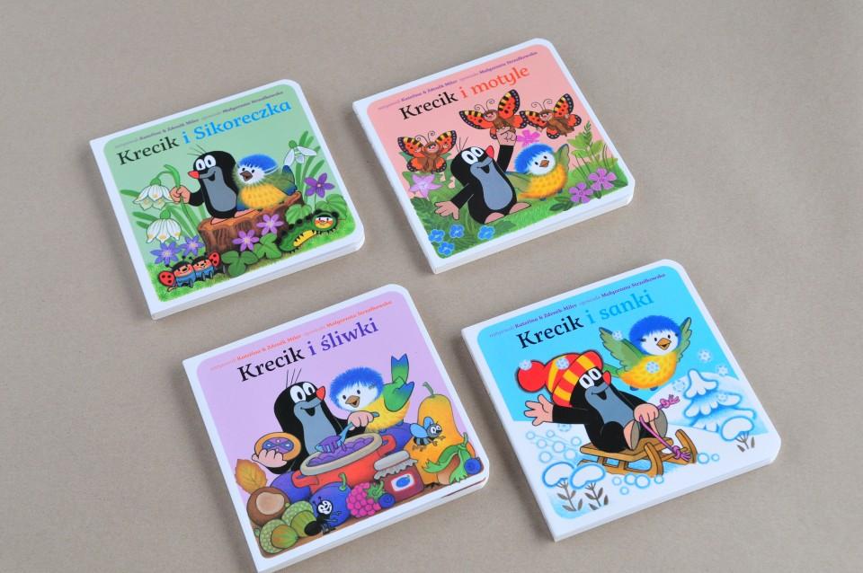 ksiazki dla dzieci biblioteka malego czlowieka szczesliva - 34