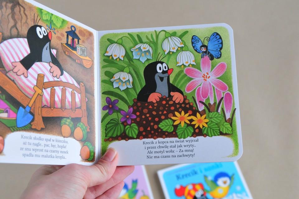 ksiazki dla dzieci biblioteka malego czlowieka szczesliva - 37