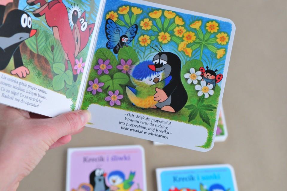 ksiazki dla dzieci biblioteka malego czlowieka szczesliva - 38