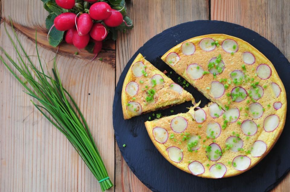 puszysty omlet przepis szczesliva23