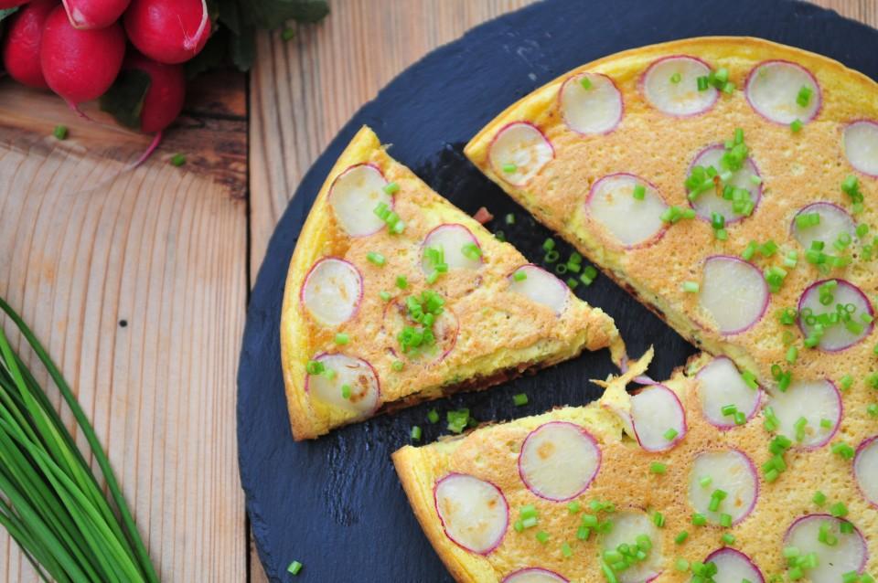 puszysty omlet przepis szczesliva24