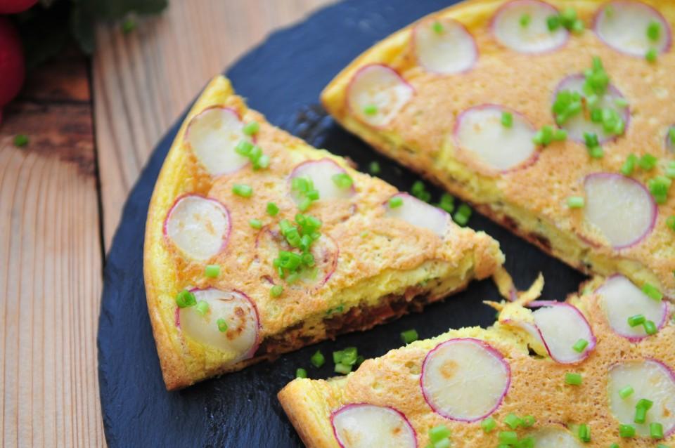 puszysty omlet przepis szczesliva25