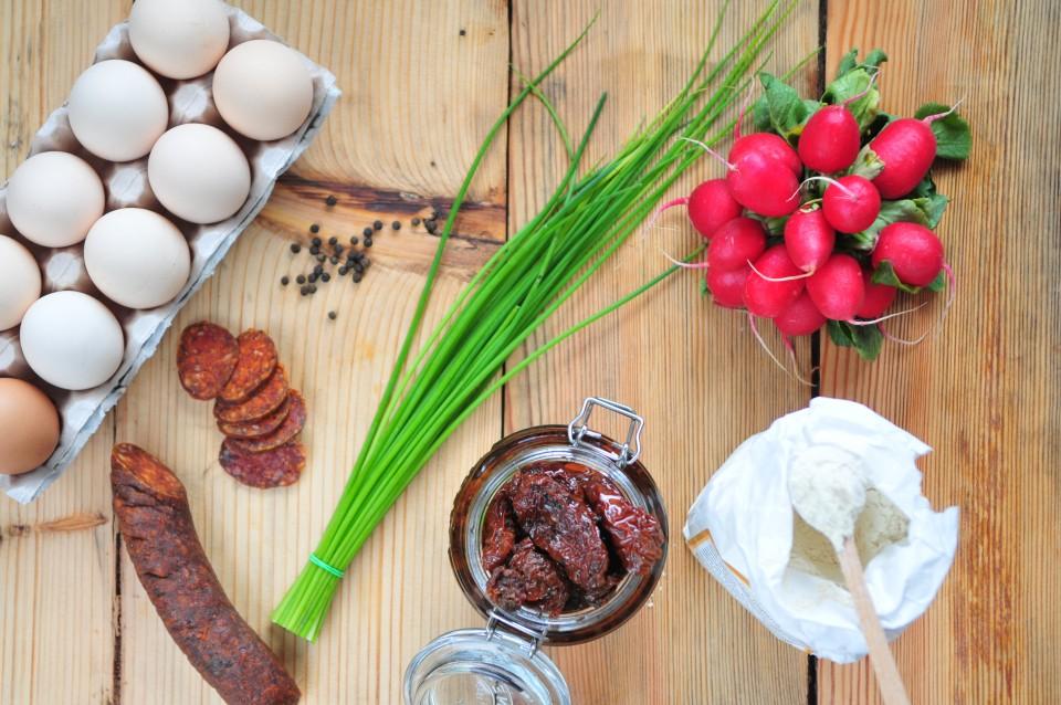 puszysty omlet przepis szczesliva4