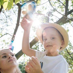A na blogu robimy karmnik z butelki plastikowej!  Szczegóły na www.szczesliva.pl  @zabski.production